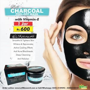 Lutfi Charcoal Mask