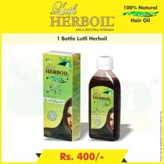 Lutfi Herboil - 100% Natural Hair Oil